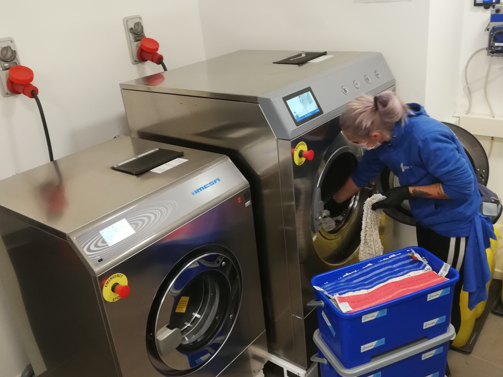 lavatrici professionli Linda srl